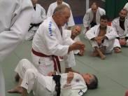 Demonstrating a strangle